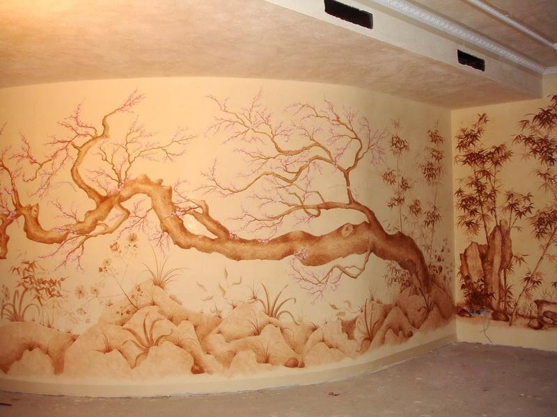 Японские панно на стену